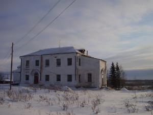 Вид храма с 1964 по 2008 годы. Прероборудован для нужд КБО