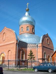 Кафедральный Свято-Никольский собор