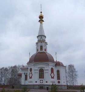 Часовня св.Анастасии г.Мариинск