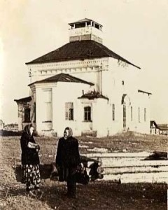 храм святителя Николая Чудотворца 1945 год